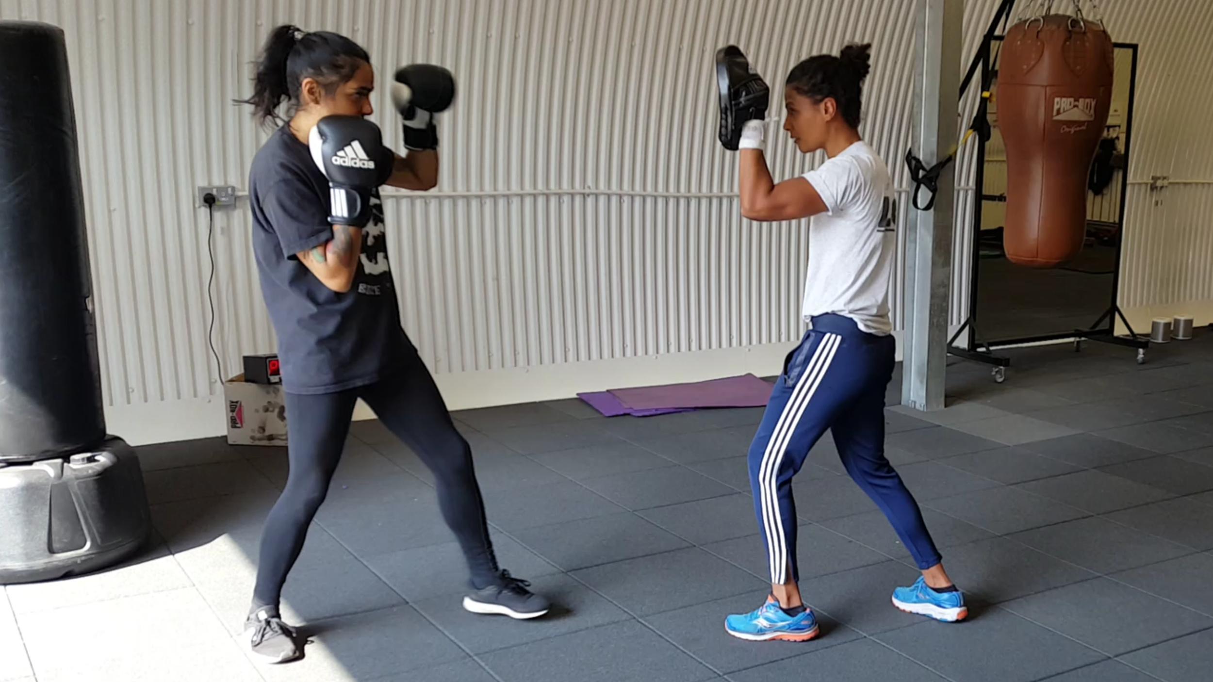 Boxing Coaching