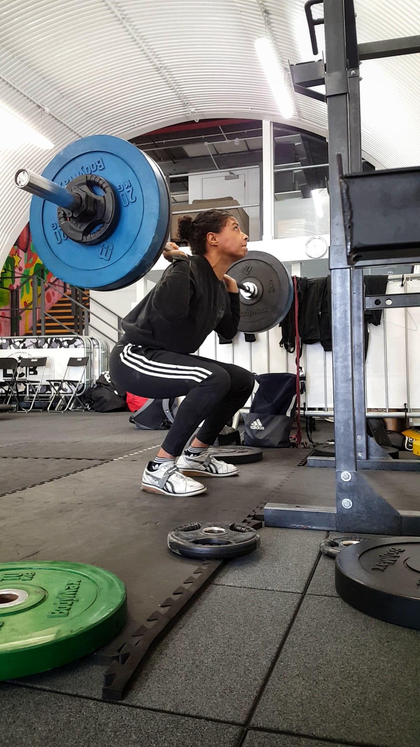 Olympic Weightlifting/Powerlift