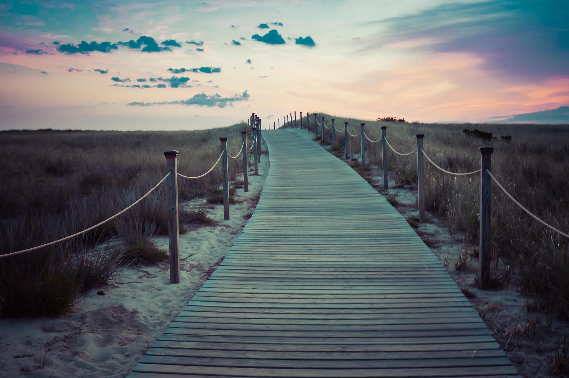Bridge to the unknown…