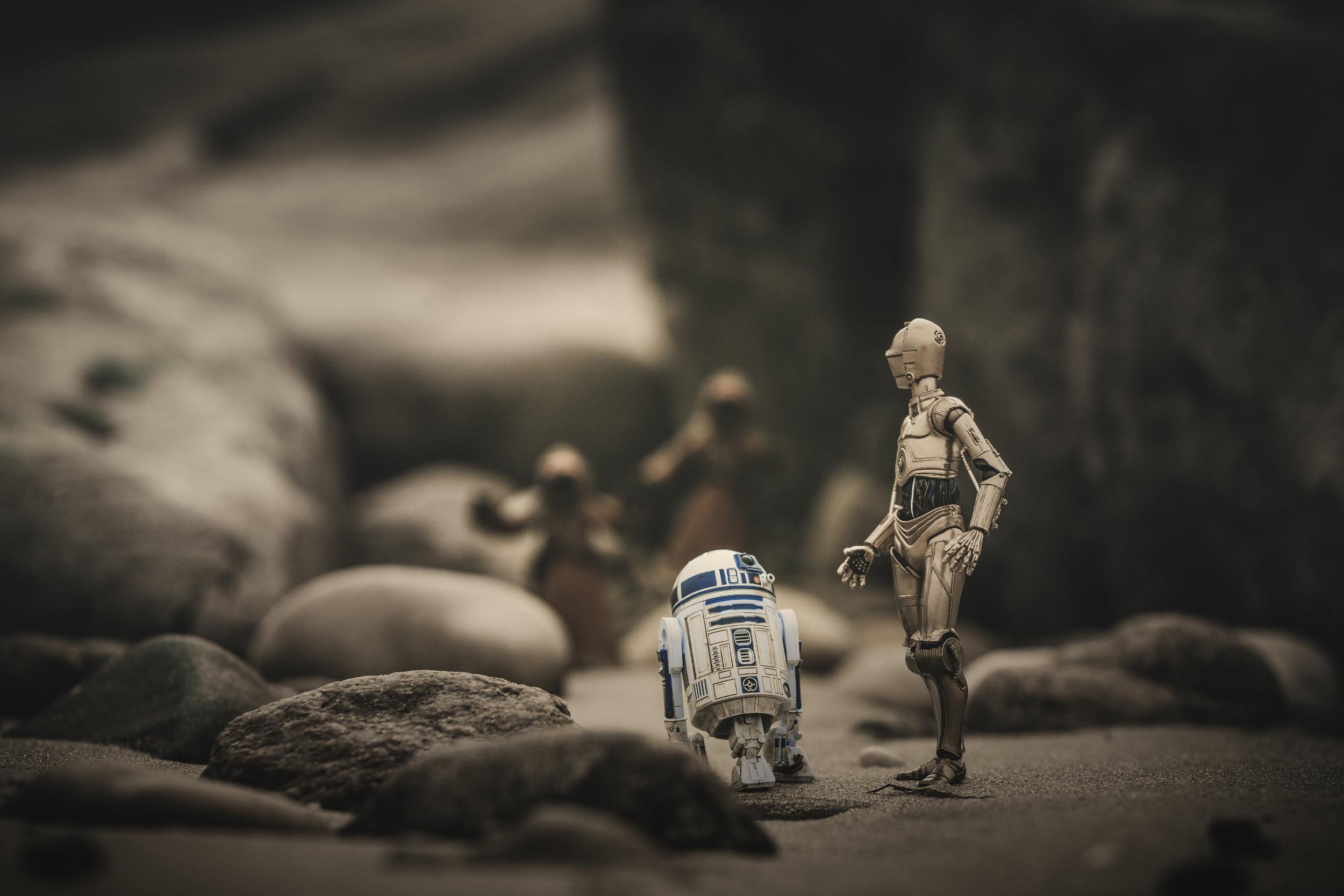 """""""Hurry Artoo!"""""""
