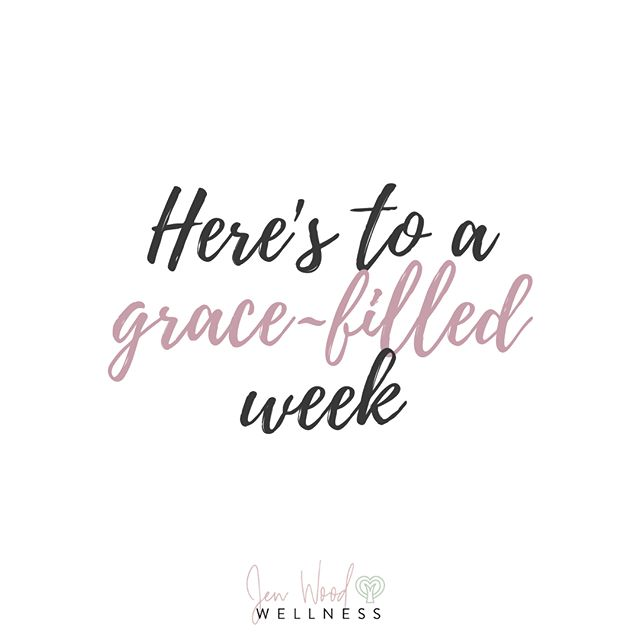 ✨How do we embody this grace? How do we hold ourselves to a standard of grace rather than perfection?✨  When we work to embody grace, that means we are also constantly working on our mindfulness...  ✌Two quick tips/reminders to keep yourself intact this week and your grace +  mindset practice in check:  💖1. Simply embrace yourself - embrace yourself at this moment wherever you are and whatever situation you are in, the good, the bad and the ugly. The more we push ourselves away, and put ourselves down, the harder it will be to achieve those milestones we are after.  💖2. Simplify and slow down - trying to do it all, always, quickly leads to exhaustion and disarray in our bodies and minds. There are a million factors each day that try to knock us down👊in SO many different ways.... Slow down, take deep breathes, prioritize your most important tasks and work on them one at a time.  How do you practice grace in your life? Do you find yourself treating others with grace more than your own self? Have you found an easy reminder to check yourself on the daily? Feel free to share...✨👇👇👇✨
