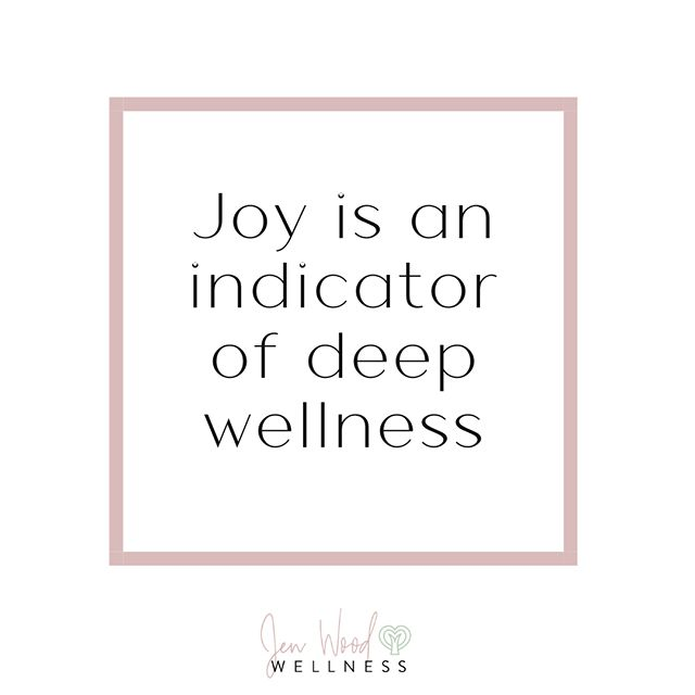 Are you working on finding, accepting, and owning your joys? ✨Are you good at celebrating even the tiniest of victories? If not, do it and thank yourself later.  ✨Recognizing joy✨ at even the smallest level will help you create a healthy brain space with less criticism and judgment and replace it with more self-love. This practice will help you recall those joyful moments, accomplishments, and help you remember what joy innately lives within you when you tend to be being overly harsh.  Celebrate your joys.🌈 Celebrate your humanity and be well.💖  I am celebrating a couple of things this week and want to own and not forget them when that rush of overwhelm or negativity tries to flood through me.   How do you work on emanating joy from your inner being? Do you see it as an indicator of deep wellness? I would love to hear if any of this strikes a chord within you...