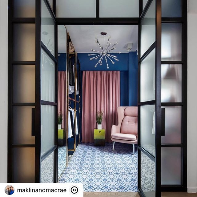 Trend Alert 🚨 We are having a complete designer crush with a Hong Kong based design company @limandlu Their work is so fresh & playful and what really makes us ooh & aah is the use of colour. Now if you have seen our profile picture you can tell who is writing this. The combination of blue and pink is just so on point ☝️ Check out their website for the full scheme. It is full of yummy colour combinations 🍡🍬🍦