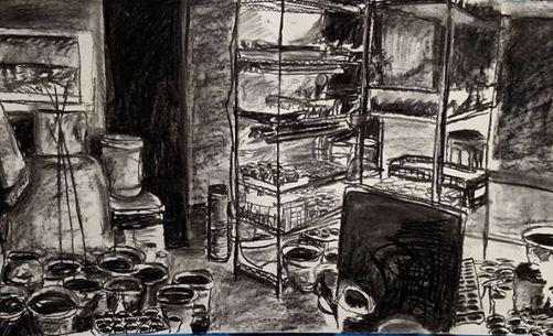 Sunroom at Night