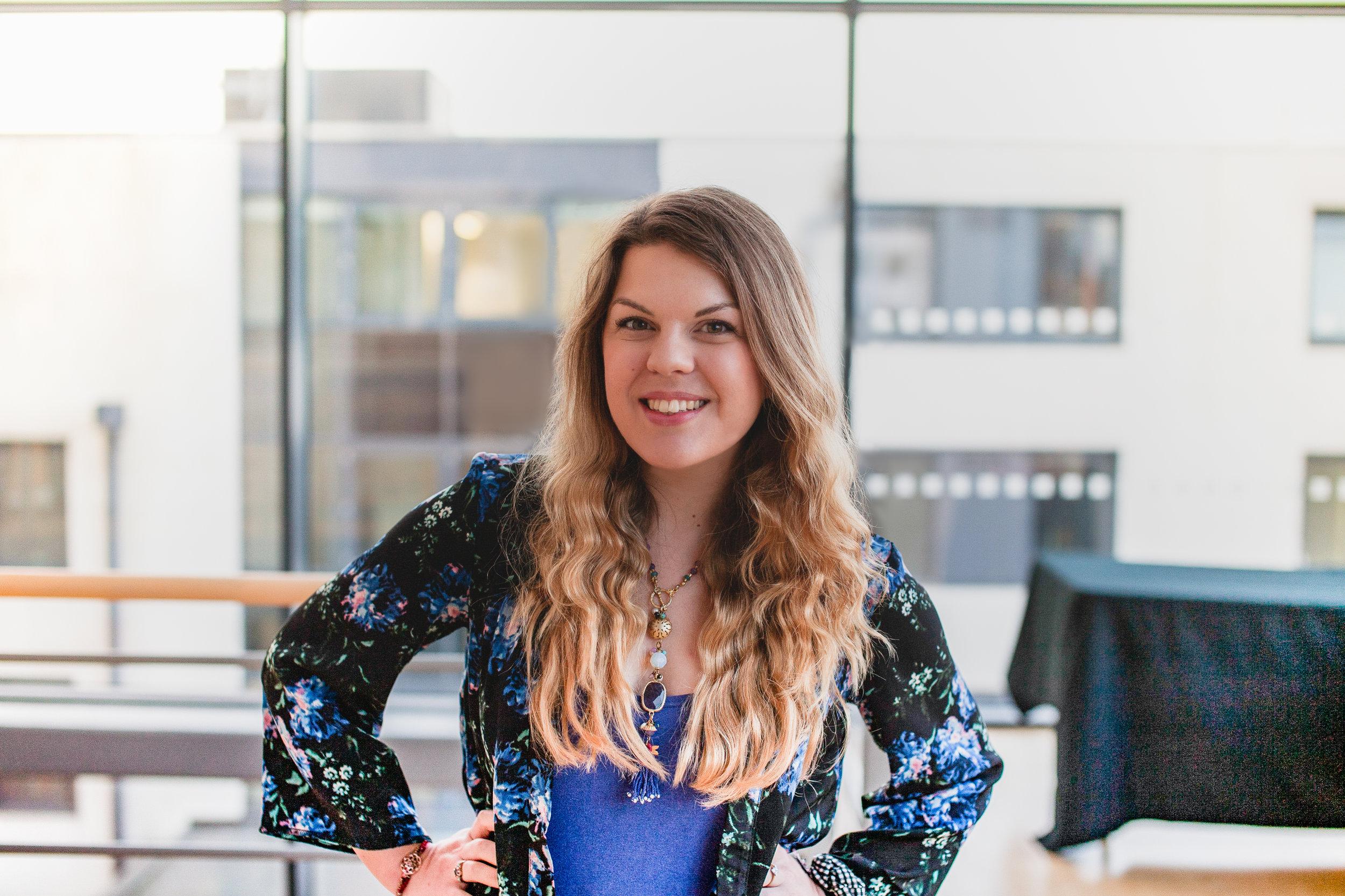 Corrina Taylor - Marketing Consultant