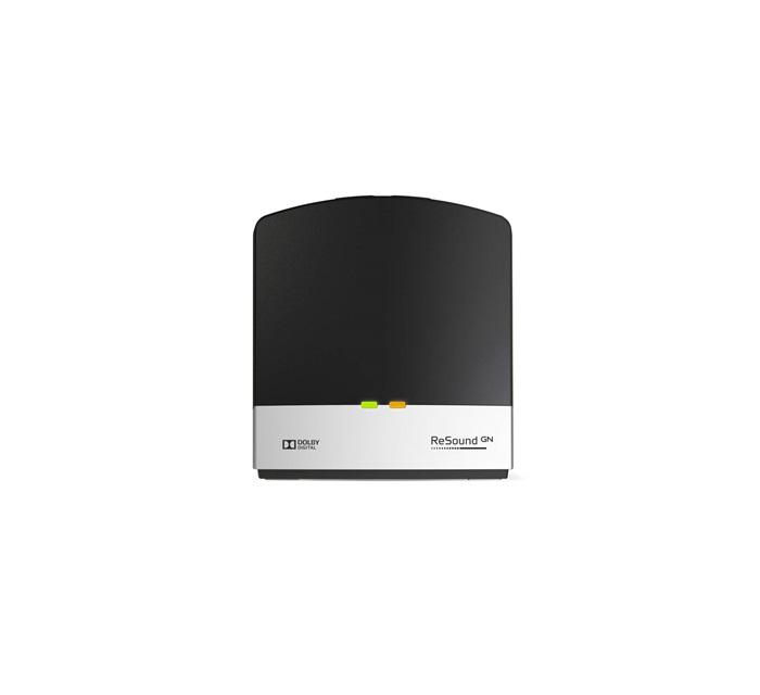 Spremenite slušni aparat v brezžične slušalke - TV Streamer 2 spremeni vaš slušni aparat ReSound ali vsadek Cochlear v vrhunske brezžične slušalke z dosegom do sedmih (7) metrov. Z napravo TV Streamer 2 so skladne vse televizije ter vsi slušni aparati ReSound