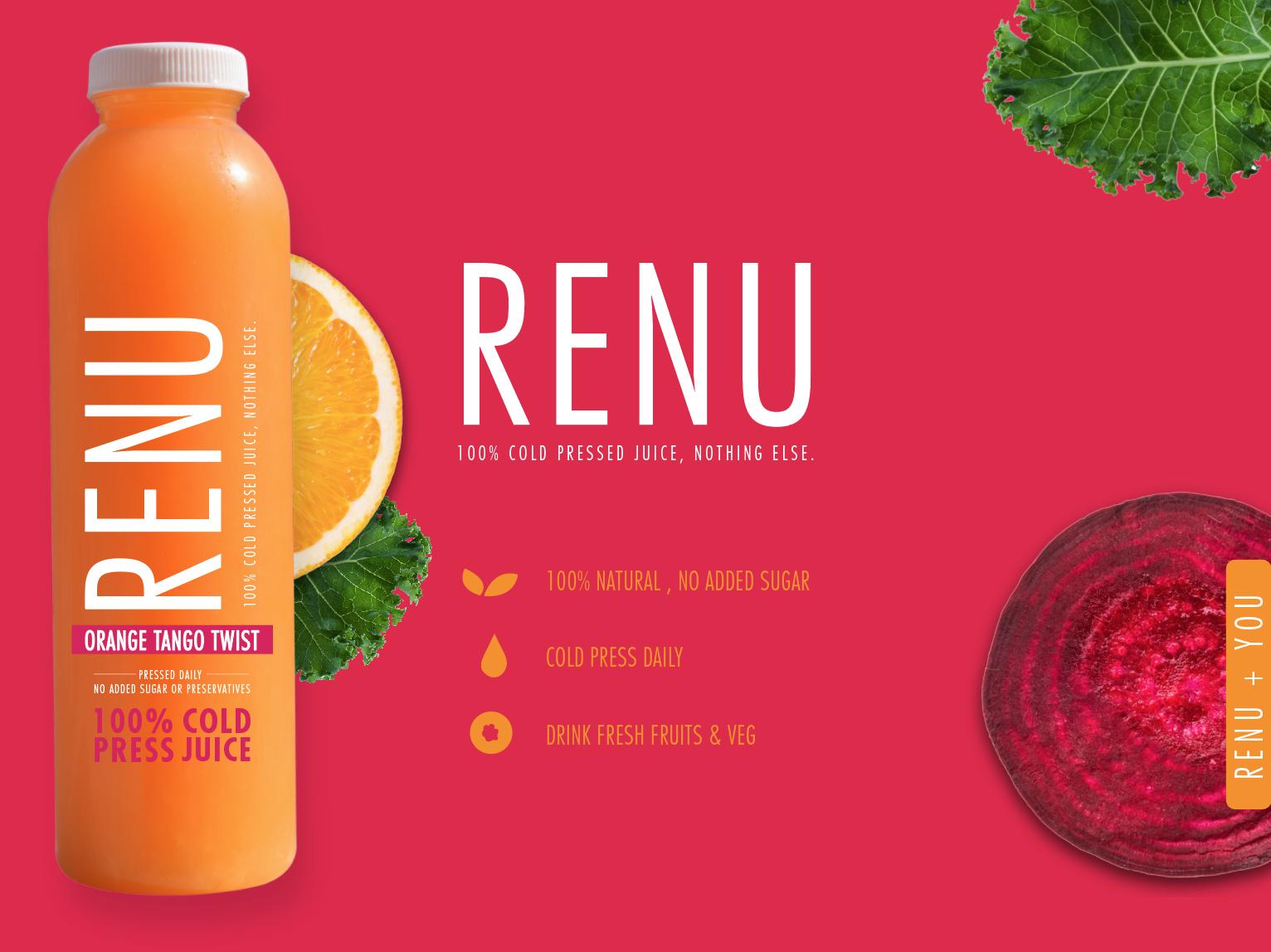 RENU - Branding