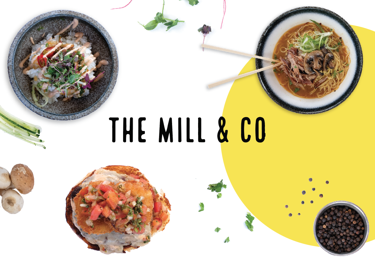 THE MILL & CO. - Rebrand