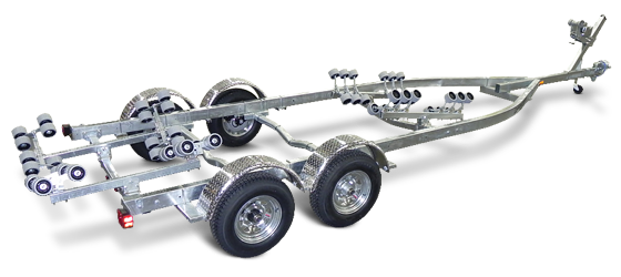 Load Rite Roller Trailer