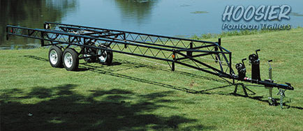 Hoosier Pontoon Trailer