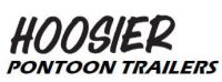 Hoosier Pontoon Boat Trailer Logo