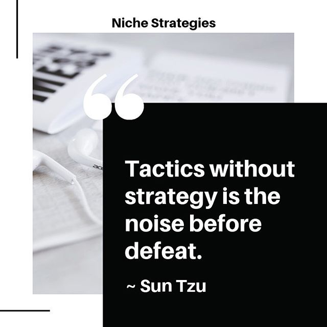Contact us for a quick consultation: info@nichestrategies.com