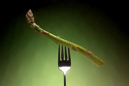 - While listening to these people with the same job title that I have, this elite group of FA partners, I had picked up an asparagus spear with my fork. As they spoke, however, my eyebrows furrowed, my chin tilted out at an angle, and then, on its way to my mouth, the asparagus took a U-turn as I put it right back down on my plate and looked up, my voice making its first appearance at this conference.