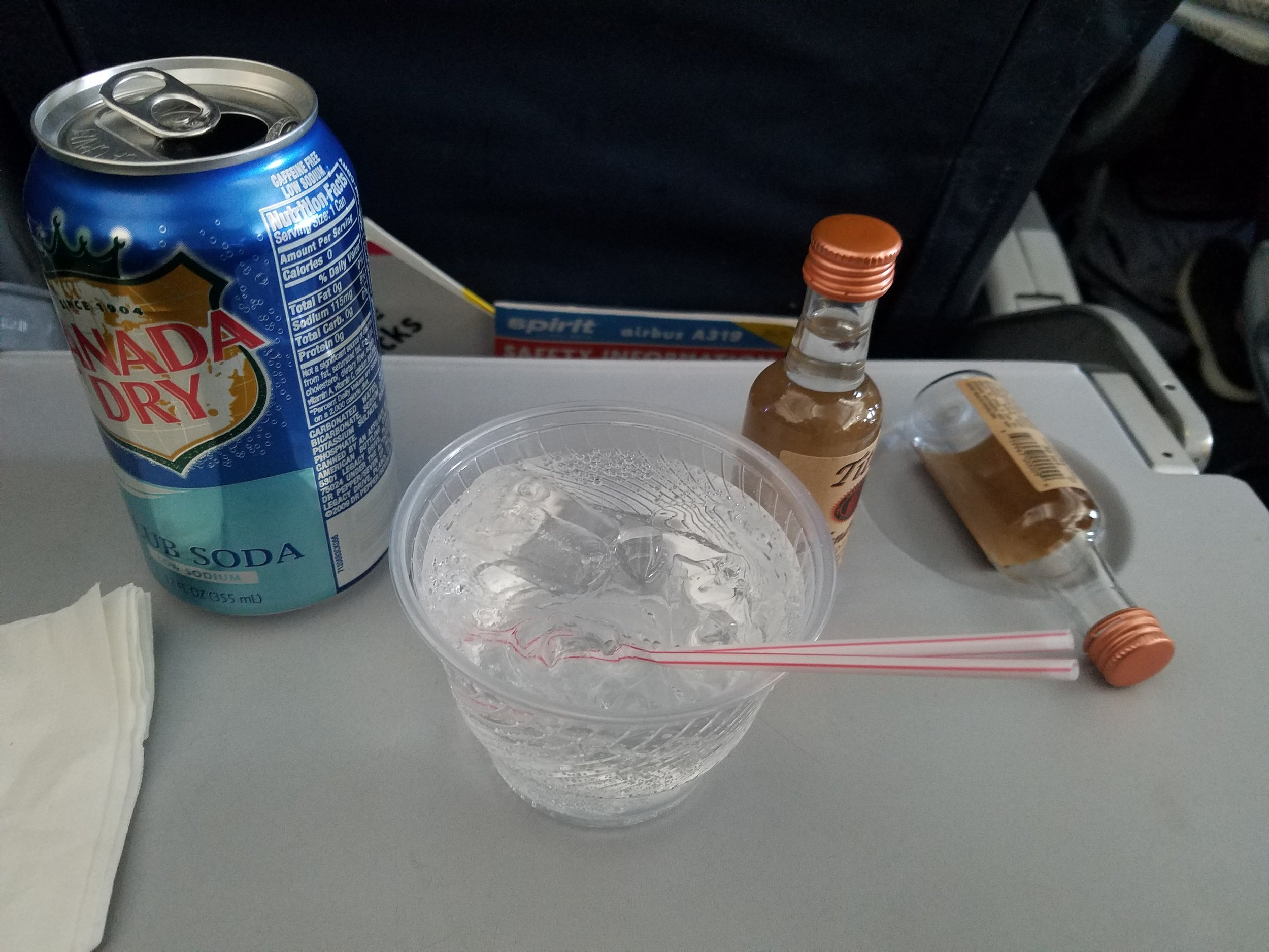 - If you saw that the woman ordered a vodka soda for the flight and assumed she was anxious about flying, you would be partially correct.Crashing is the last thing on her mind.Instead, avoiding a medical emergency while 30,000 feet in the air, getting her husband from this flight to their final destination in one piece, surviving the duration of the trip that is about to occur without needing the list of hospitals in her purse or having to use the trip insurance policy they don't travel without - those are the things consuming her mind.You see, being a caregiver