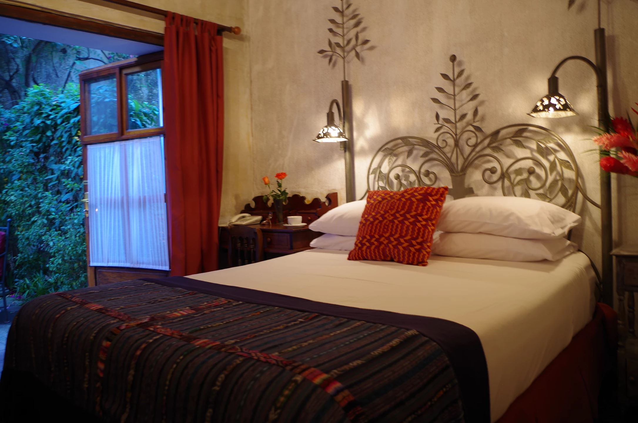 Open Air Places - Meson Panza Verde Double Room 3.3.JPG