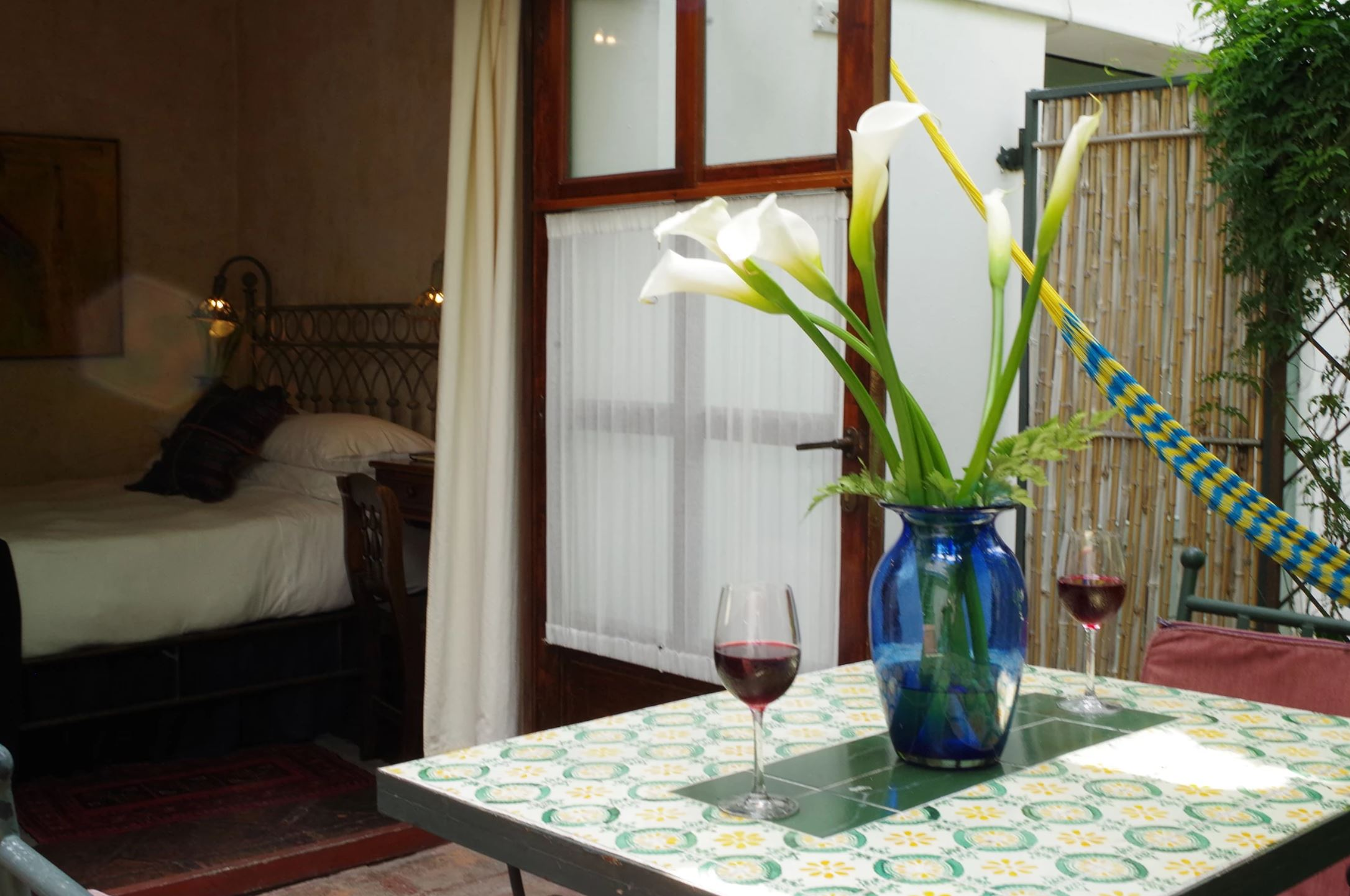 Open Air Places - Meson Panza Verde Double Room 1.5.JPG