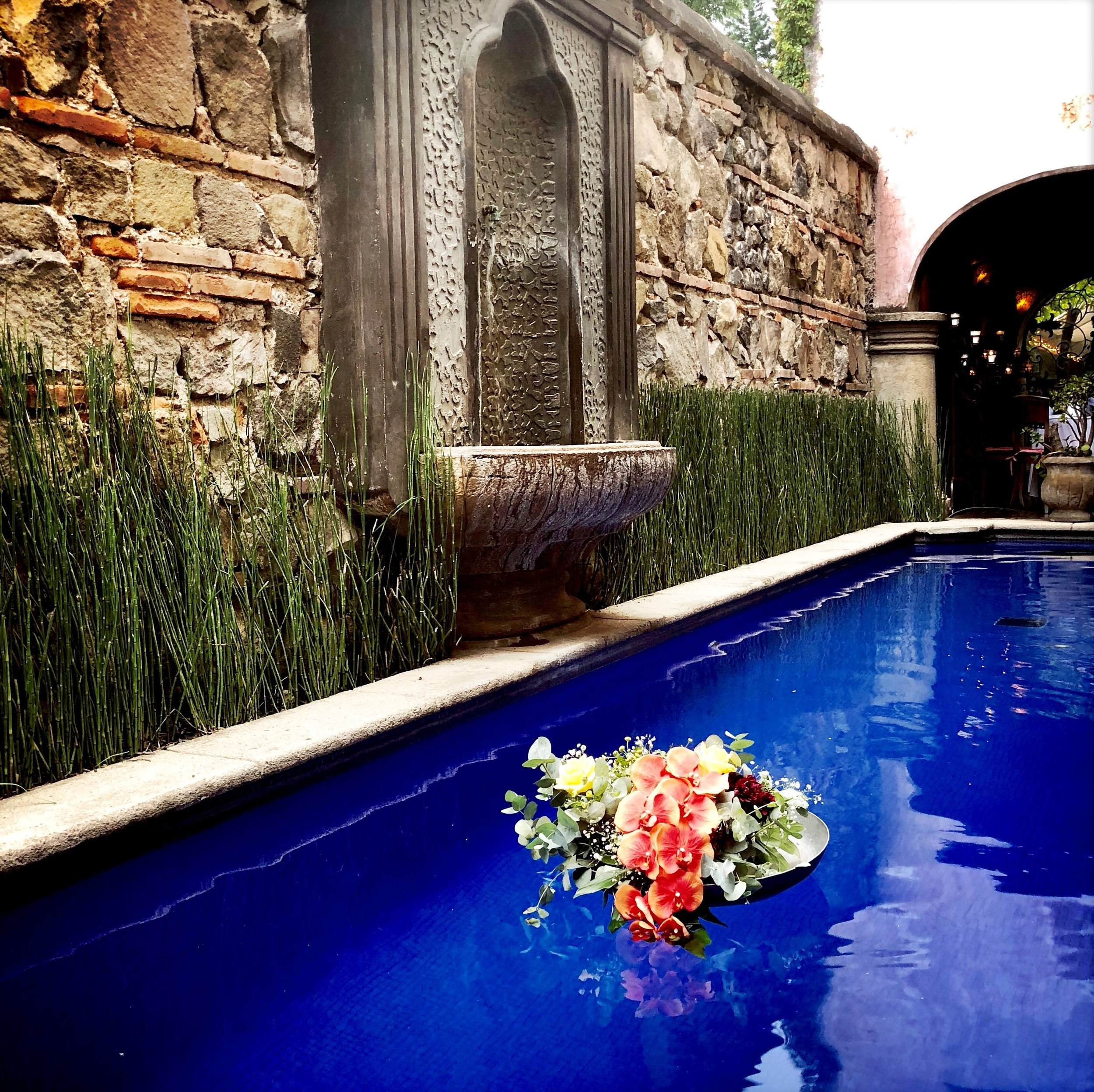 Open Air Places - Floating Bowl of Flowers 2.JPG