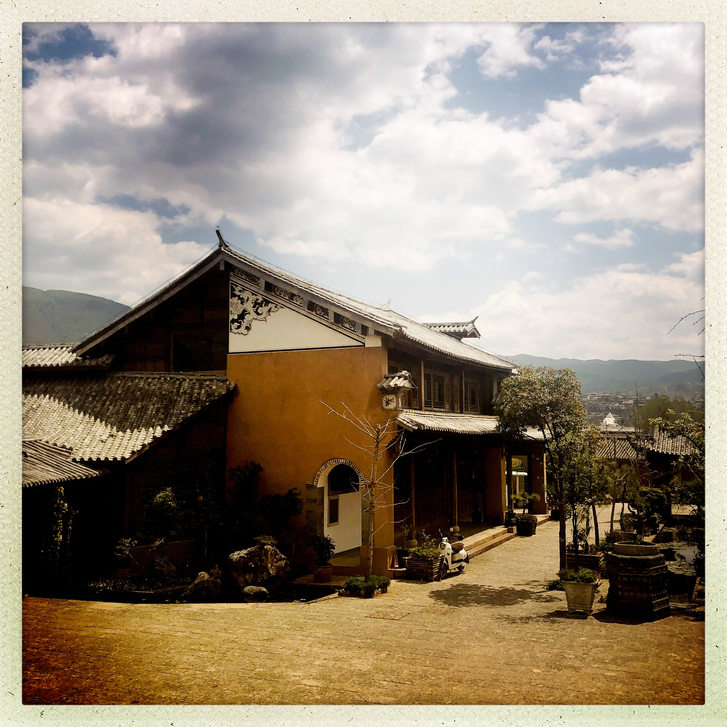 The Landscape Hotel in the heart of Shaxi
