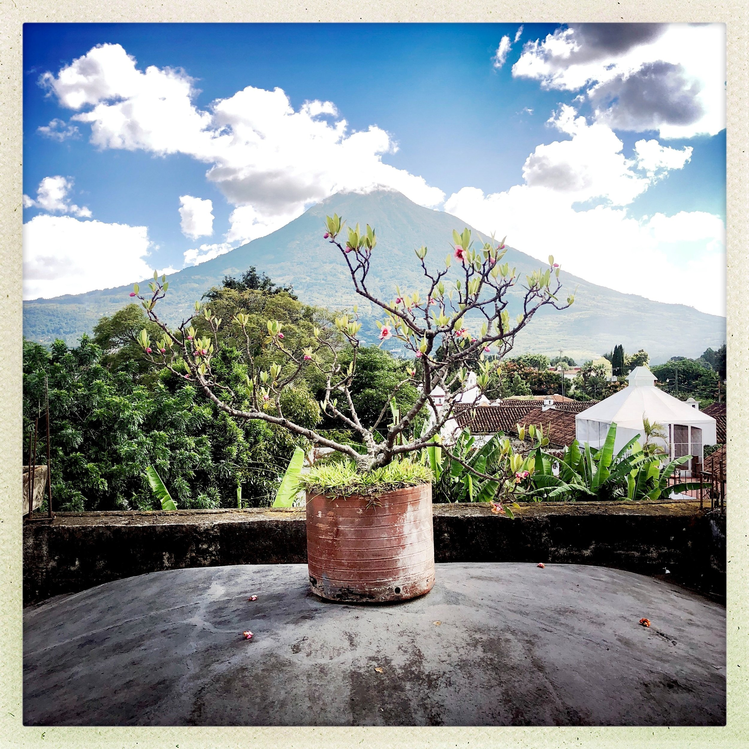 TRAVEL GUIDE - ANTIGUA, GUATEMALA