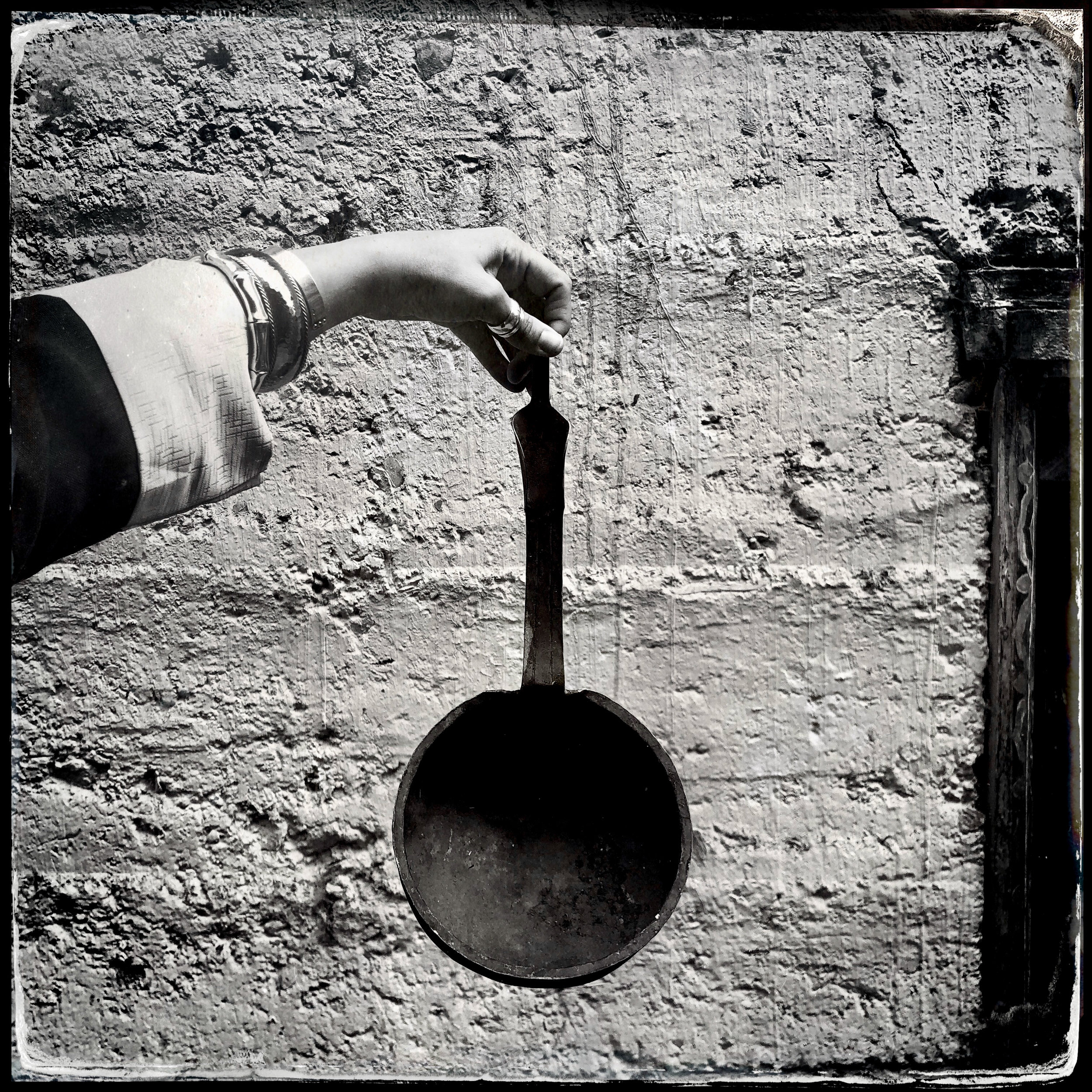 Spoon Gifts at Songzanlin Monastery / Shangri-La, Tibet