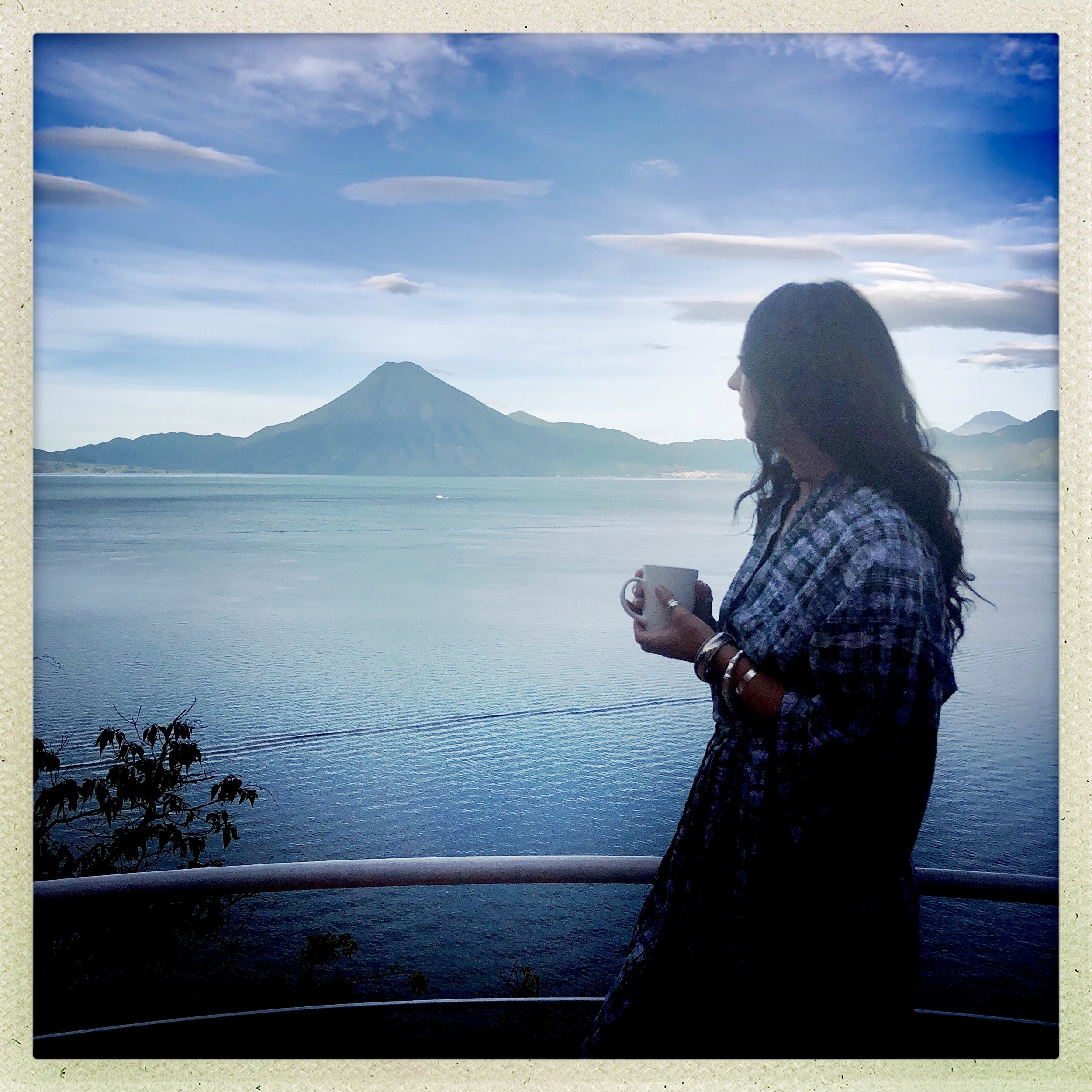 Endless blue views from my Mirador Villa