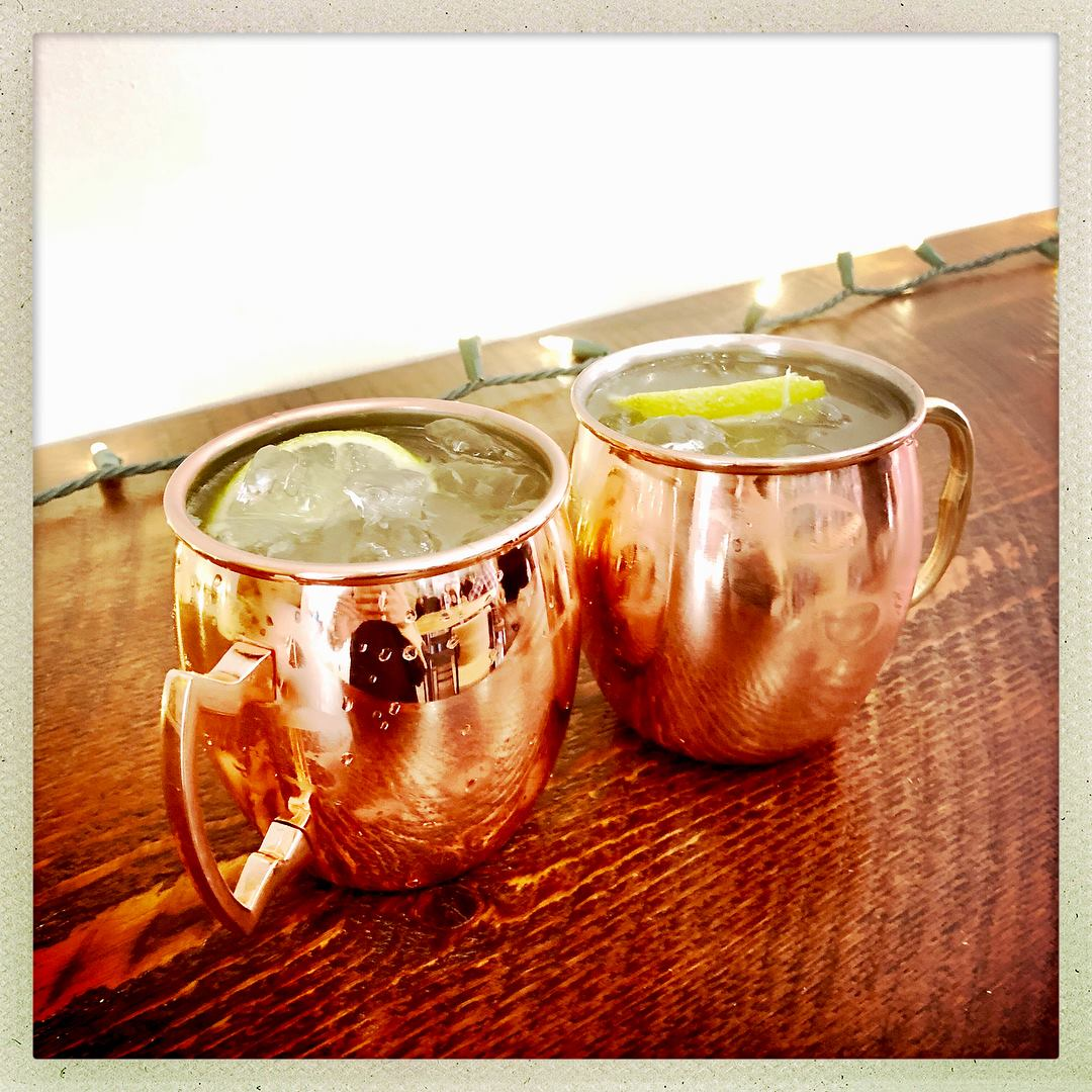 A POUR AS PURE AS THE PLACE: The Copper Crow Distillery - Read More —>