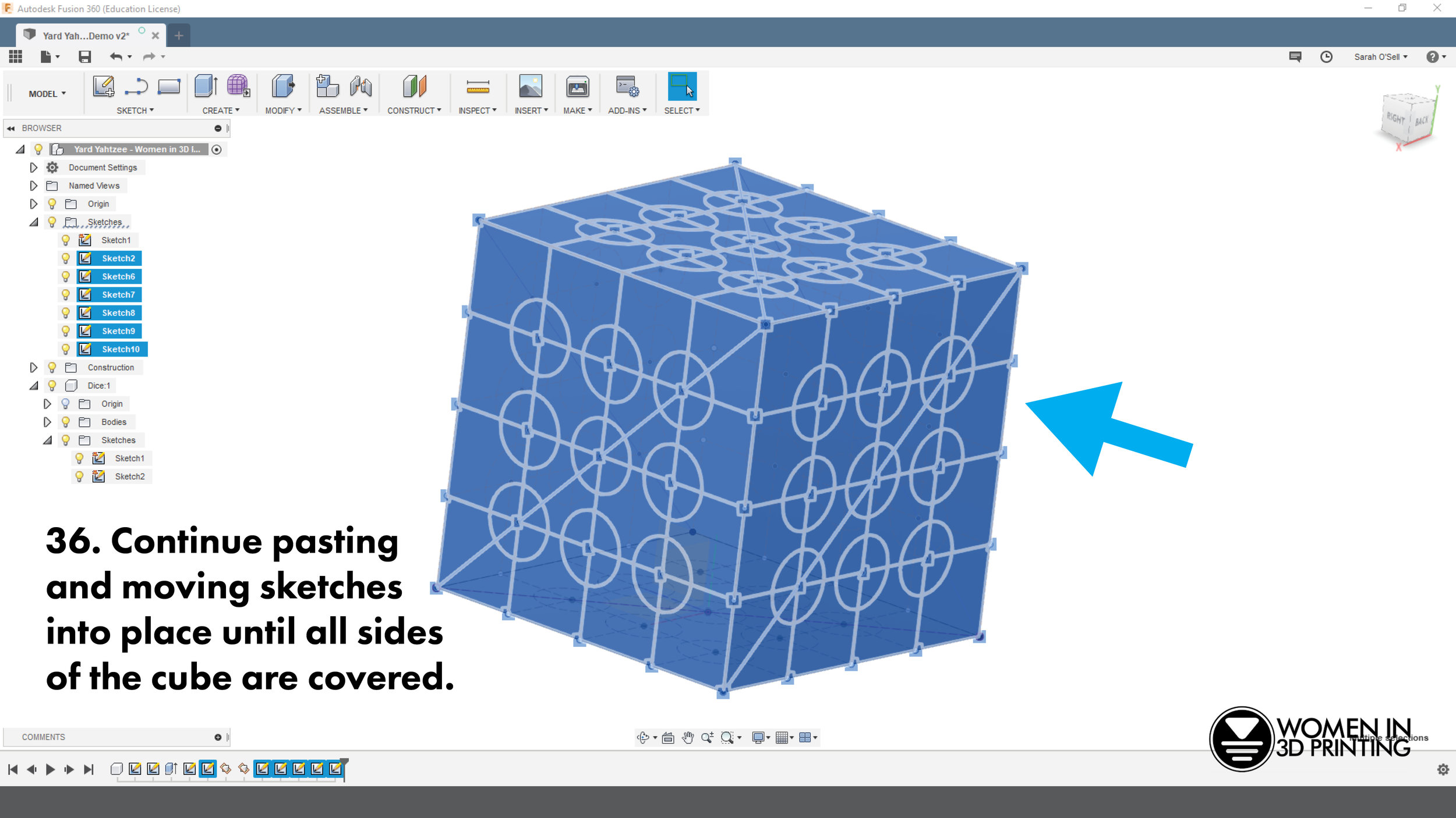 Yahtzee 3D Modeling Demo37.jpg