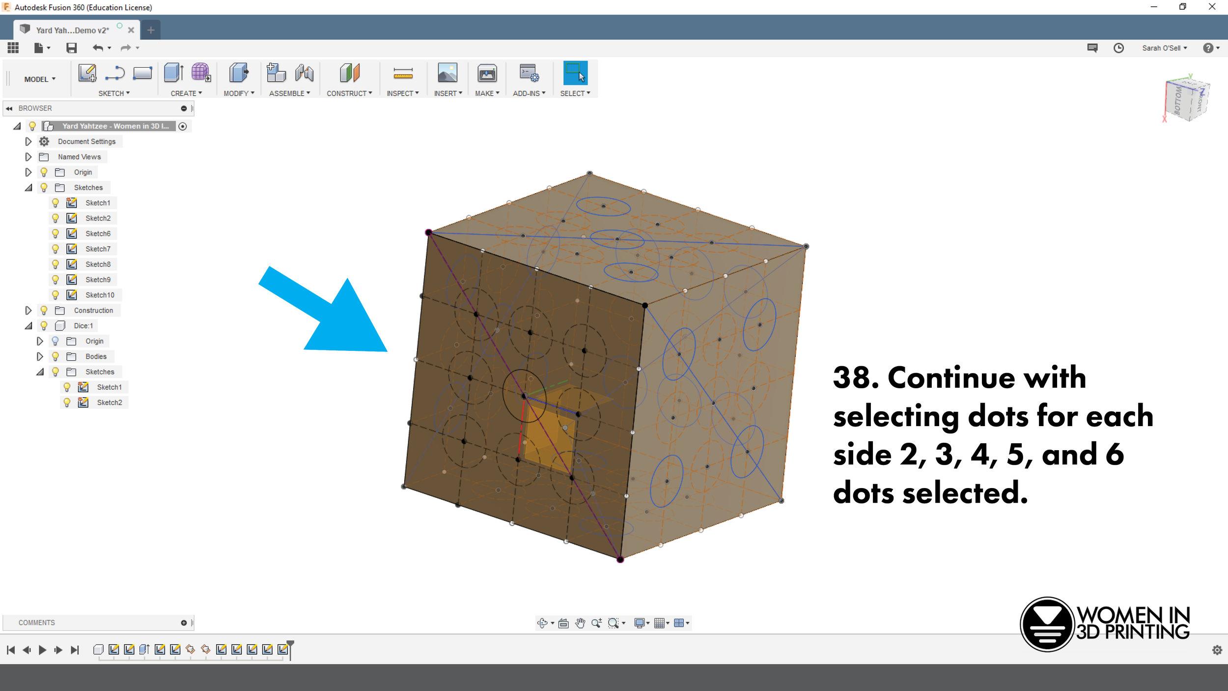 Yahtzee 3D Modeling Demo39.jpg