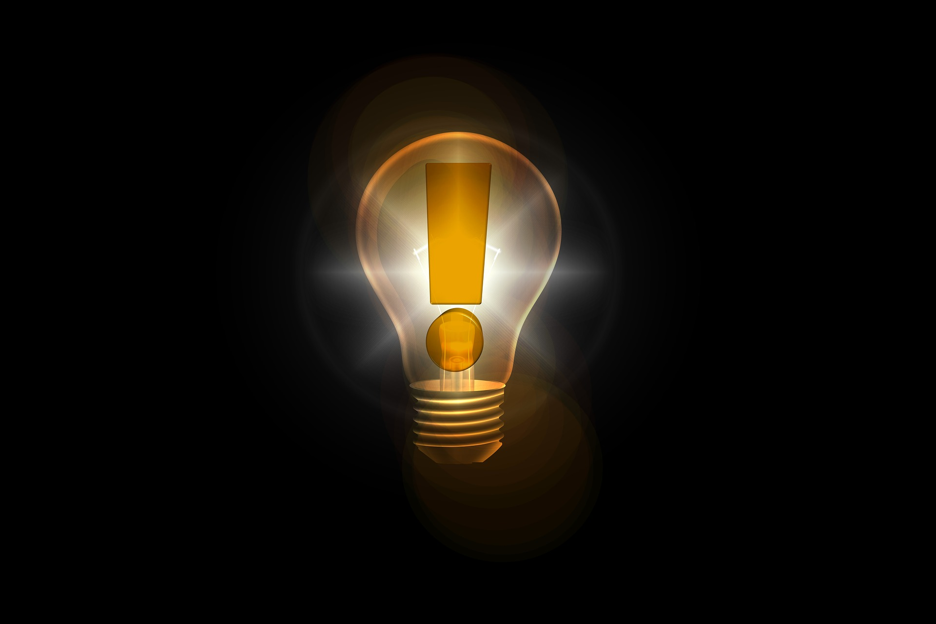 Let's shed some light on our patent research enigma, shall we?  Image by  Gerd Altmann  from  Pixabay .