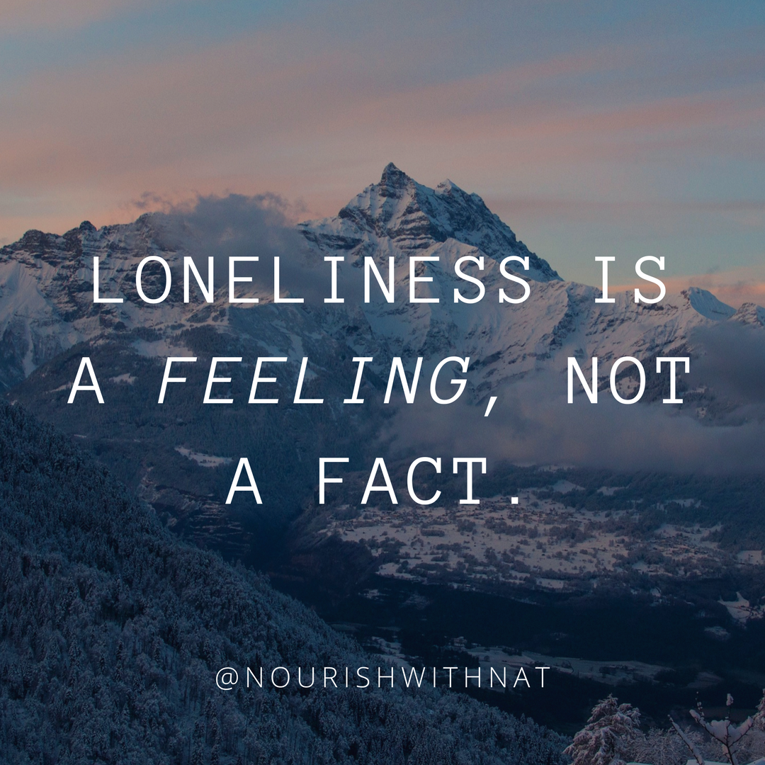 Loneliness is a feeling, Not a fact..png