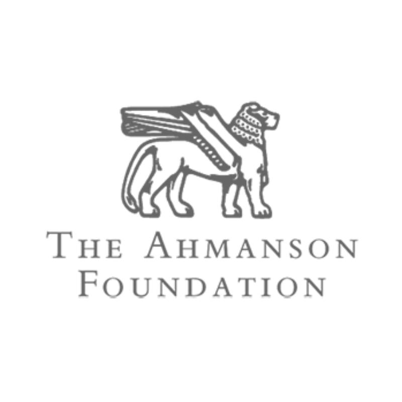 The Ahmanson Foundation