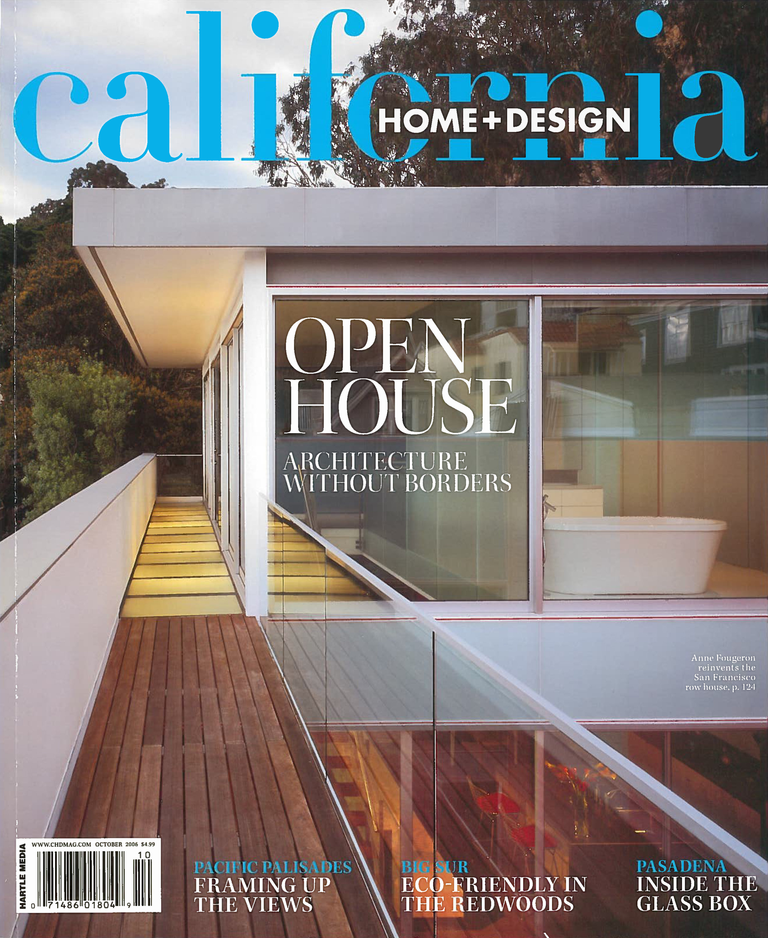 A Moment of Clarity - For a Pasadena architect renovating his own home was the perfect excuse to delve into the basics of modernism.Written by Jean VictorPhotography by Grey CrawfordCalifornia Home + Designchdmag.com | October 2006
