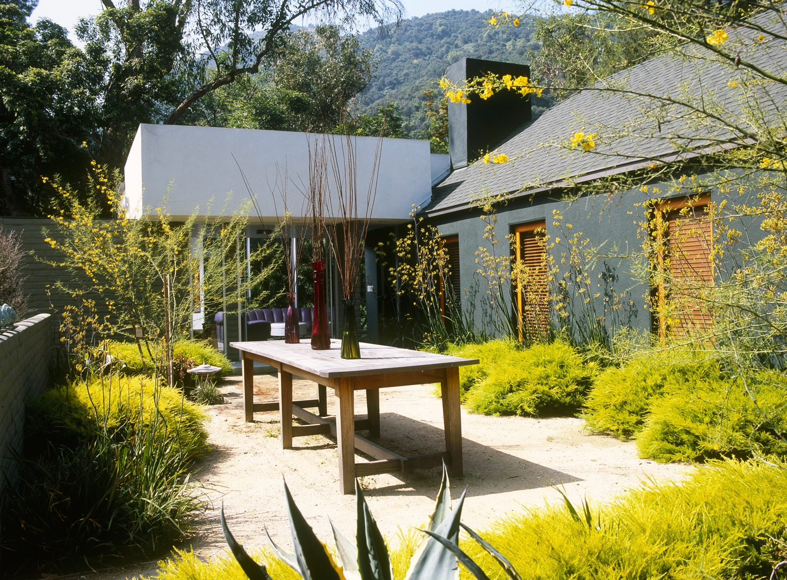 Cornwall Pasadena, California | Contemporary Garden