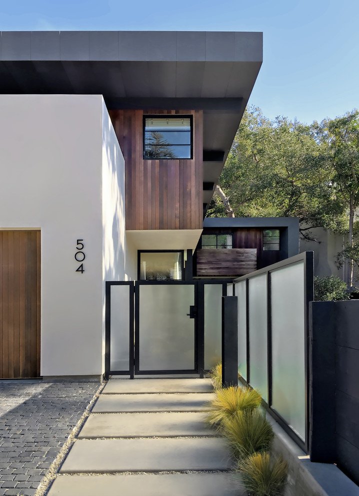 costum residential, mid-century modern, construction management, garden and landscaping