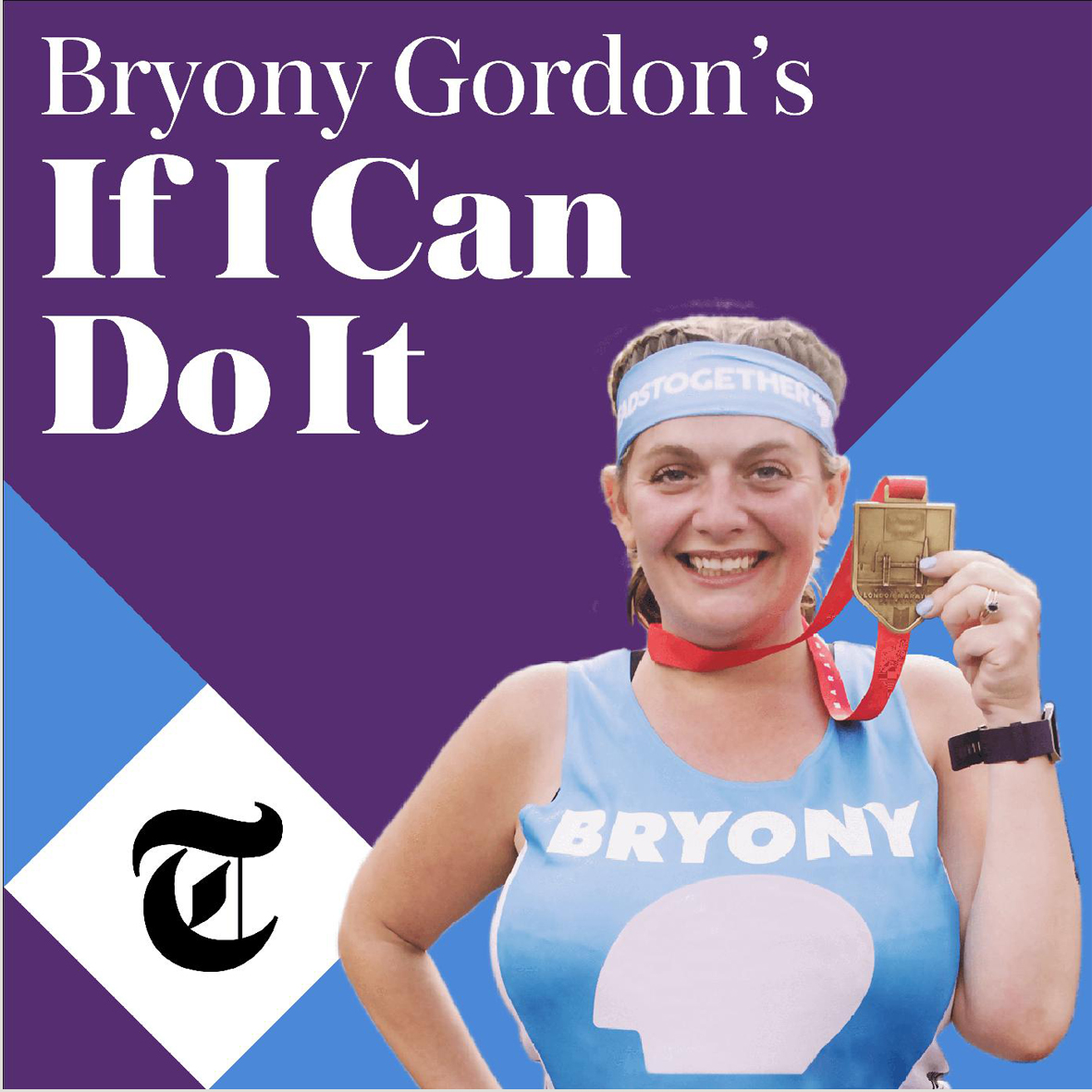 If I can Do it by Bryony Gordon Podcast