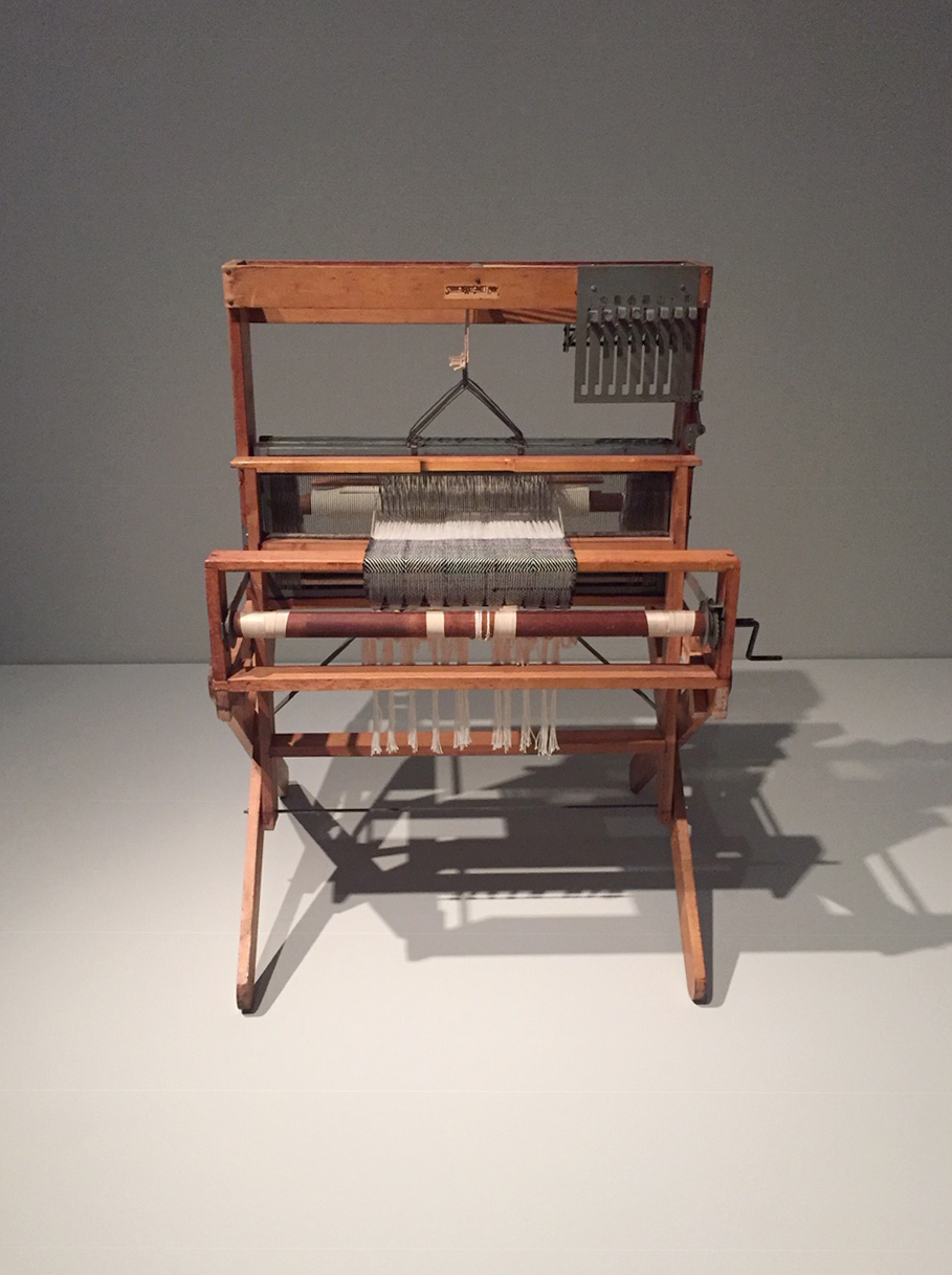 Anni Albers exhibition at Tate Modern loom