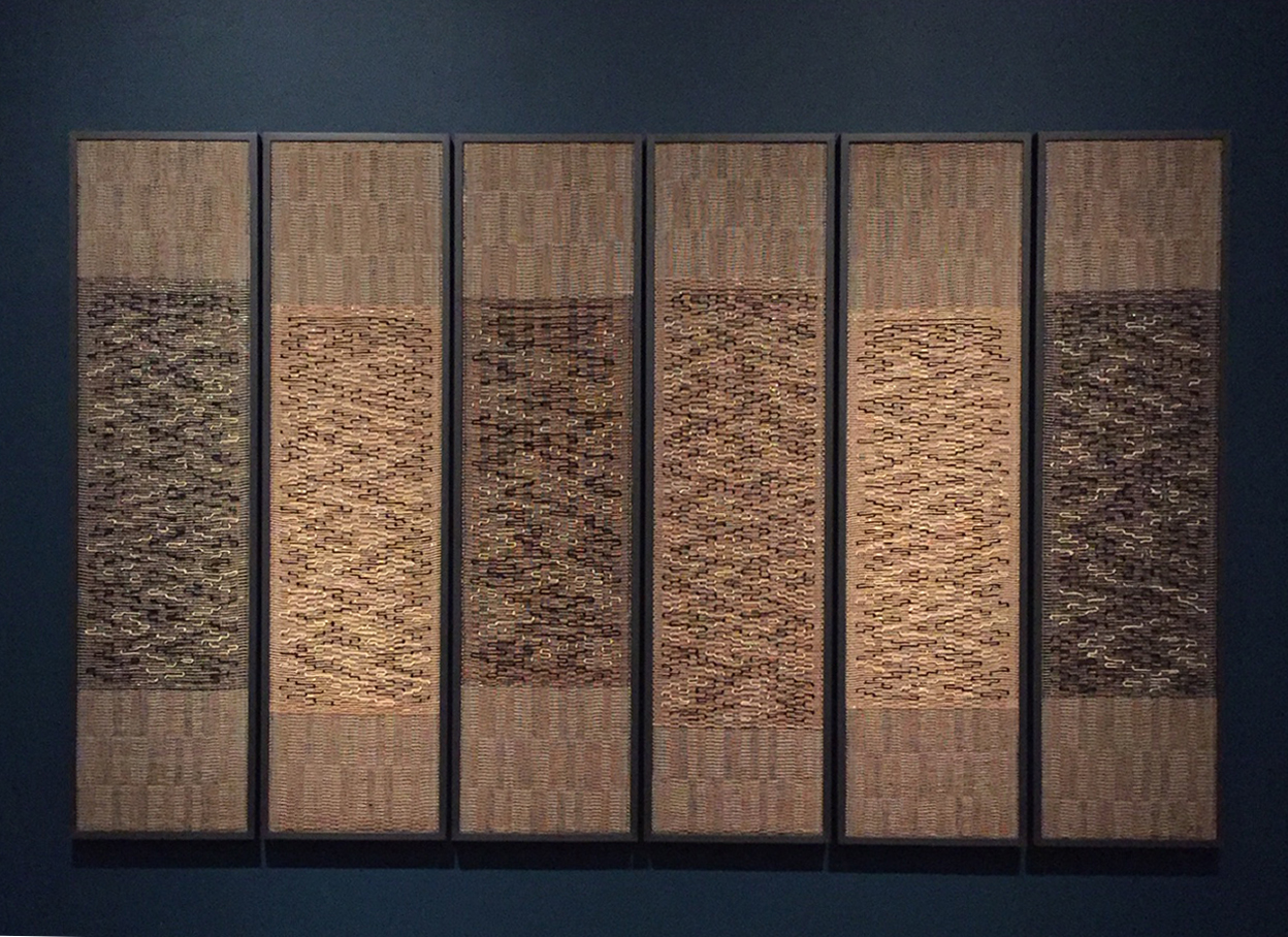 Anni Albers exhibition at Tate Modern