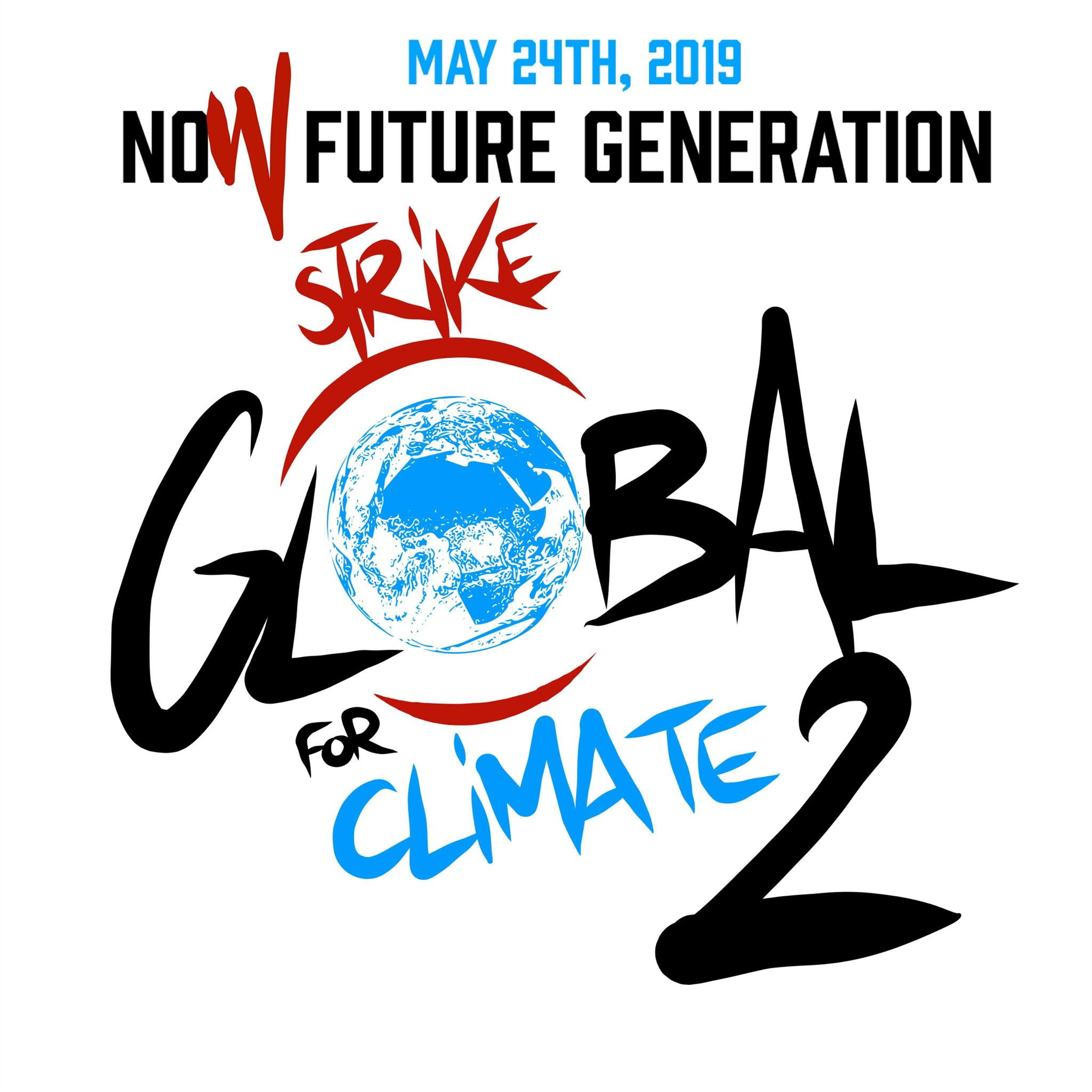 Global Strike for Climate Change by Fridays For Future