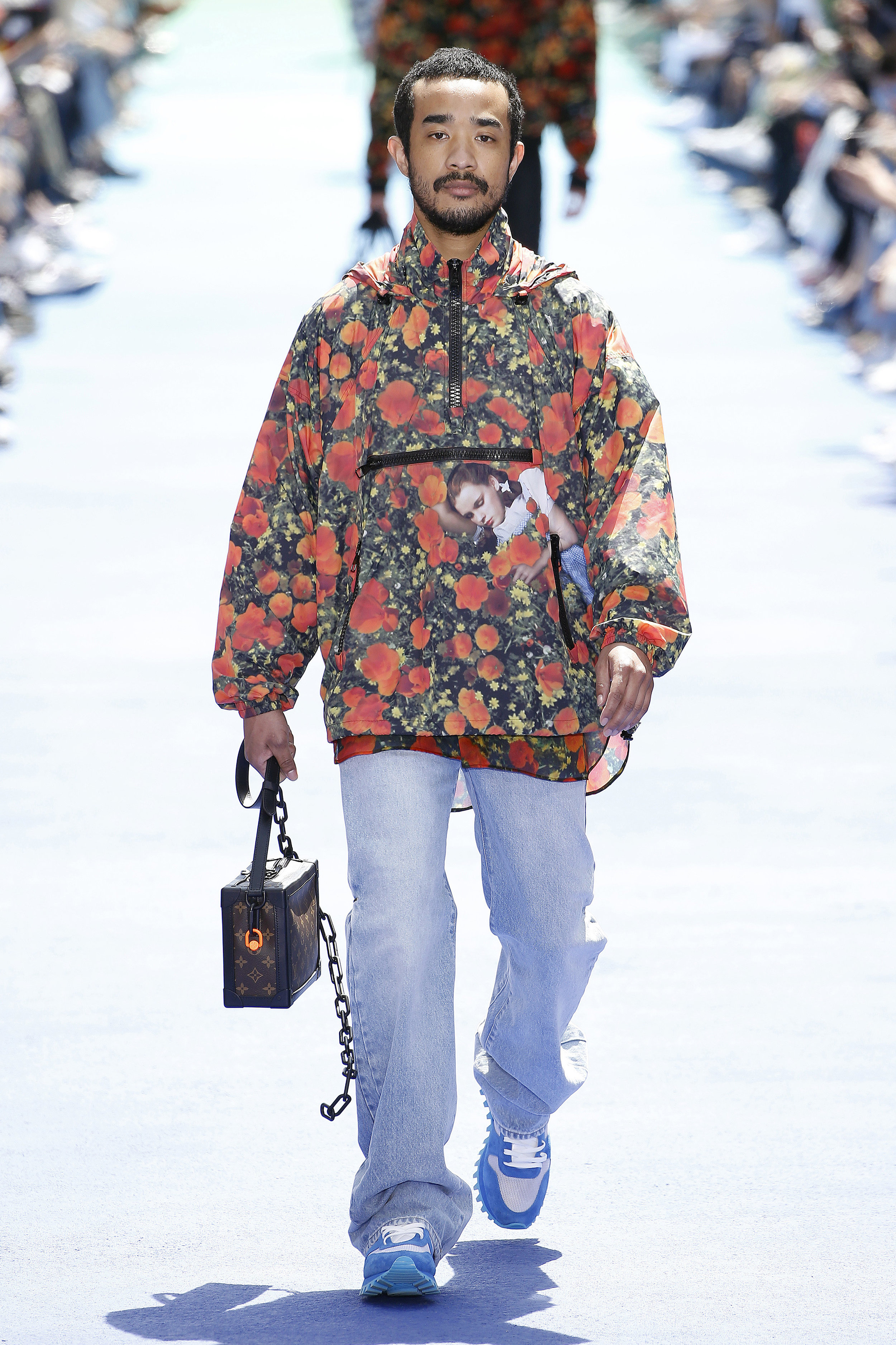 Abloh's Wizard of Oz collection for Louis Vuitton Menswear was a reflection of his own ascent in the fashion industry.