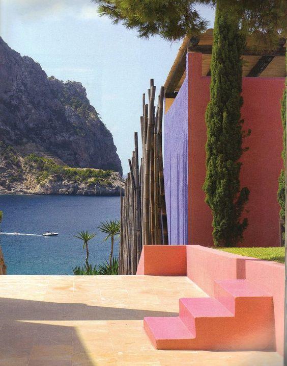 Luis Barragan Architecture Design Colour Inspiration