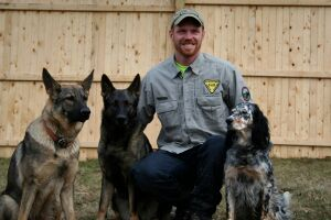 COMMITTED TO     CANINES  The Daily Freeman  -