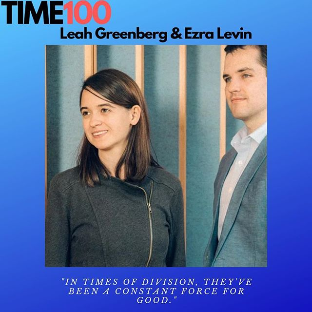 Time recently released their list of the 100 most influential people of 2019. Today and everyday we want to bring attention to amazing people who are doing amazing things for their #communities and beyond. Leah Greenberg and Ezra Levin both founded Indivisible, a political-activism organization and movement working to engage communities for progressive advocacy and work. Fred Swaniker has implemented educational initiatives, including African Leadership Academy and African Leadership University which is opening multiple universities across Africa with the goal to educate 3 million leaders by 2060. Read more about them and other impactful people at http://time.com/collection/100-most-influential-people-2019/#time100 #influencers #communitybuilders #connectandcare