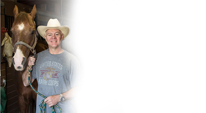 Keith French    Co-Founder & Treasurer   Biography  kfrench@operationhorsesandheroes.org