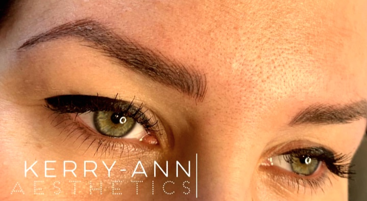 KERRY-ANN VICKERS  Level 4 microblading specialist
