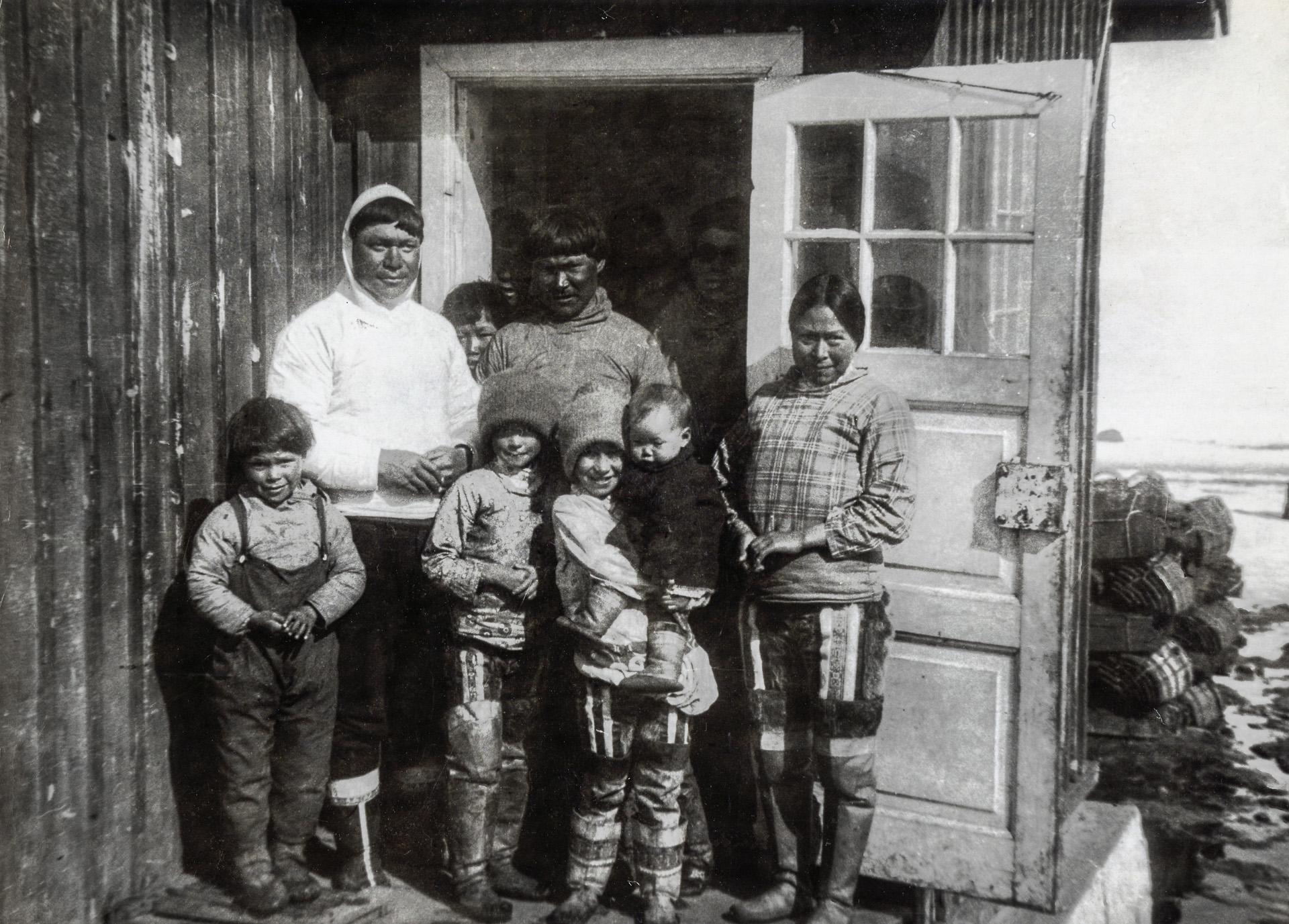 Martin and family