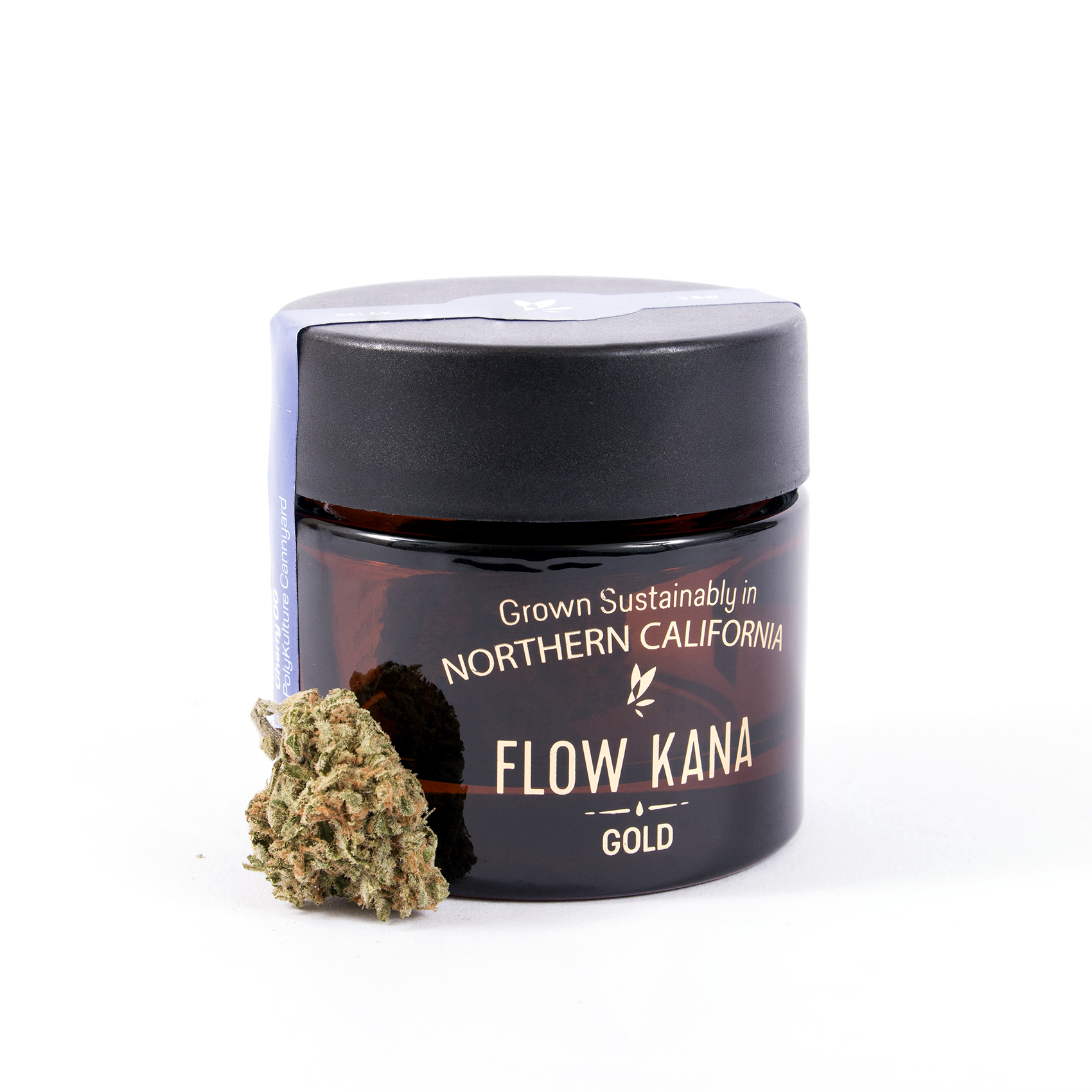 Flow Kana - Buy any Flow Kana 1/8th or Pre-roll pack and get a Flow Kana pre-roll for $1.00!*
