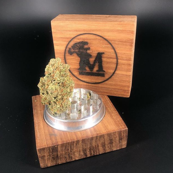 Madrone - Red Dragon and Mendo Crumble 1/8ths are 20% off!