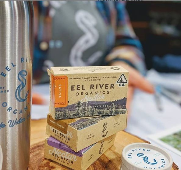 Eel River - Will be here to tell you all about their amazing product! Buy one of their cartridges and get the second for $2.00!*