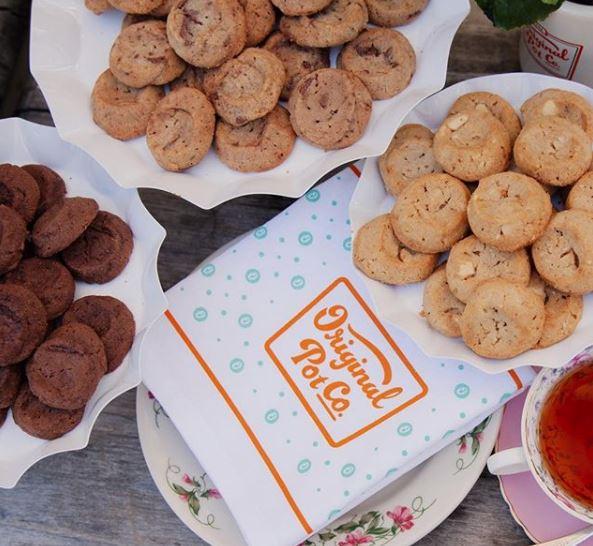 Original Pot Co. - Cookie Packs $25 -> $21Singles $4 -> $3