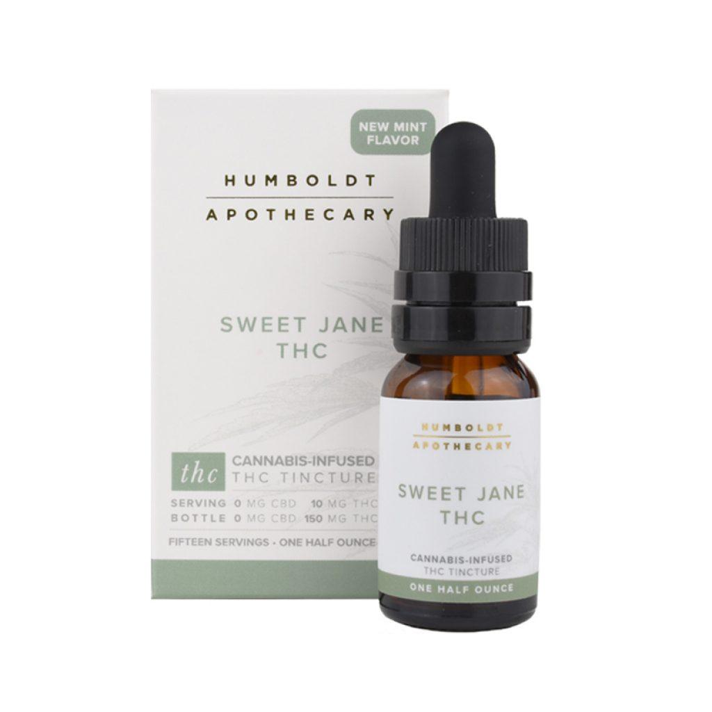 Humboldt Apothecary - THC 1oz $45 -> $35